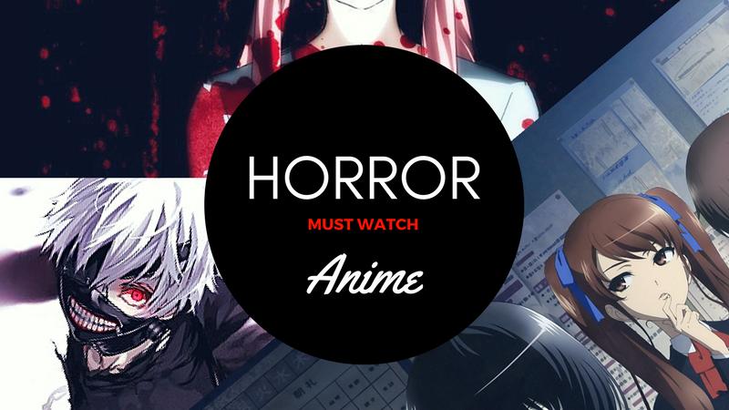Horror Anime Post Image