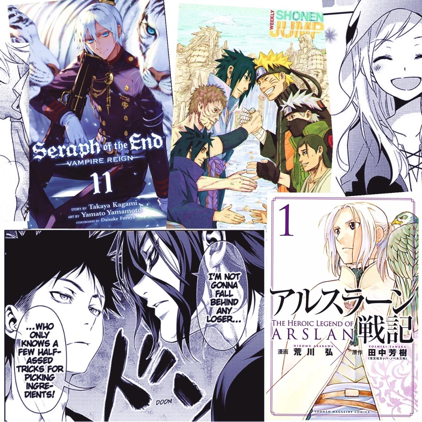 Manga Post Header