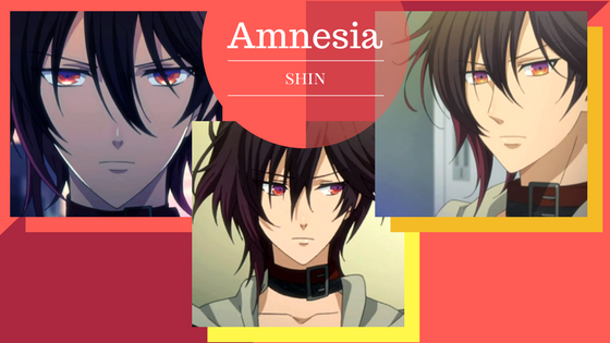 The Hot Guys in Amnesia - Let's Get to Know Them Better!