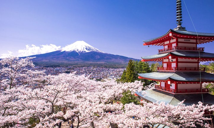 Japan Places