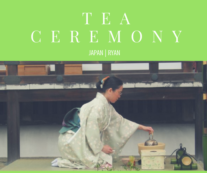 teaceremony