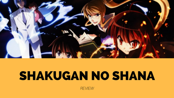 Shakugan No Shana Is One Of The Most Famous Action Anime In 2000s It Started As A Light Novel Series Japan Which Was Written By Yashichiro Takahashi