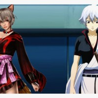 Dynasty Warriors Lu Lingqi Gintoki Gintama